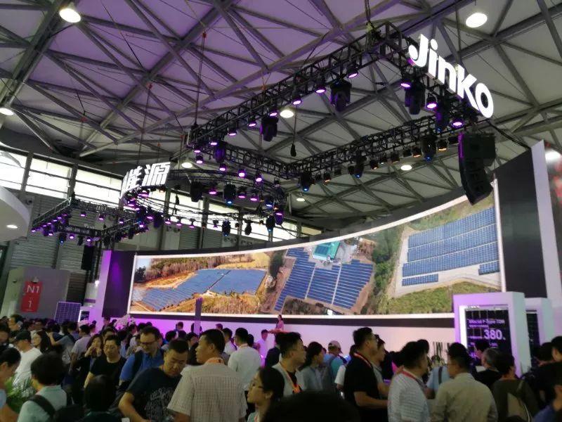 【光伏】一文看展,SNEC:64家光伏巨头强势阵容!最新技术,最新产品都在这了!