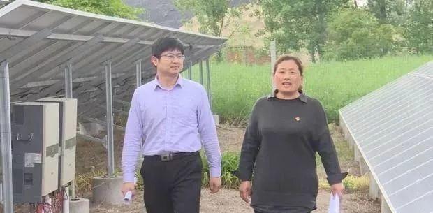 【权威报道】村主任带领村民建光伏增收10万元,表示还要再扩建!