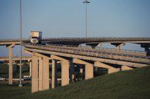 全国首例高速公路匝道圈分布式光伏发电项目并网
