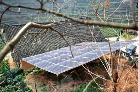 分布式光伏农村优势明显 当下时机安装最佳!