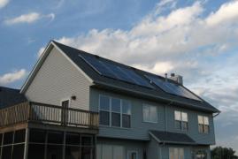 哪些建筑屋面适合安装分布式光伏发电系统