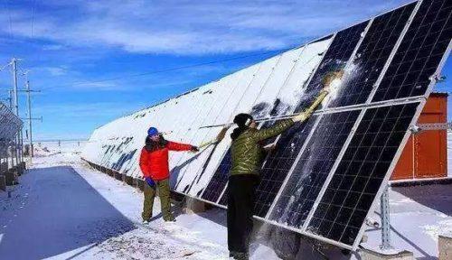 冬季已临,家庭光伏电站的保养需要注意啦!