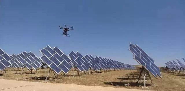 黑科技!有了这个智能无人机,光伏电站维护成本大大降低!