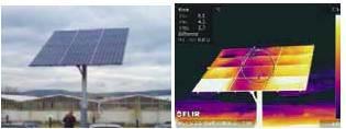 电站运维组件故障怎么排查?一台红外热像仪引发的科技革新案例