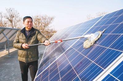 厉害 自家屋顶九千瓦光伏电站 卖电年入上万元 六年可回本!