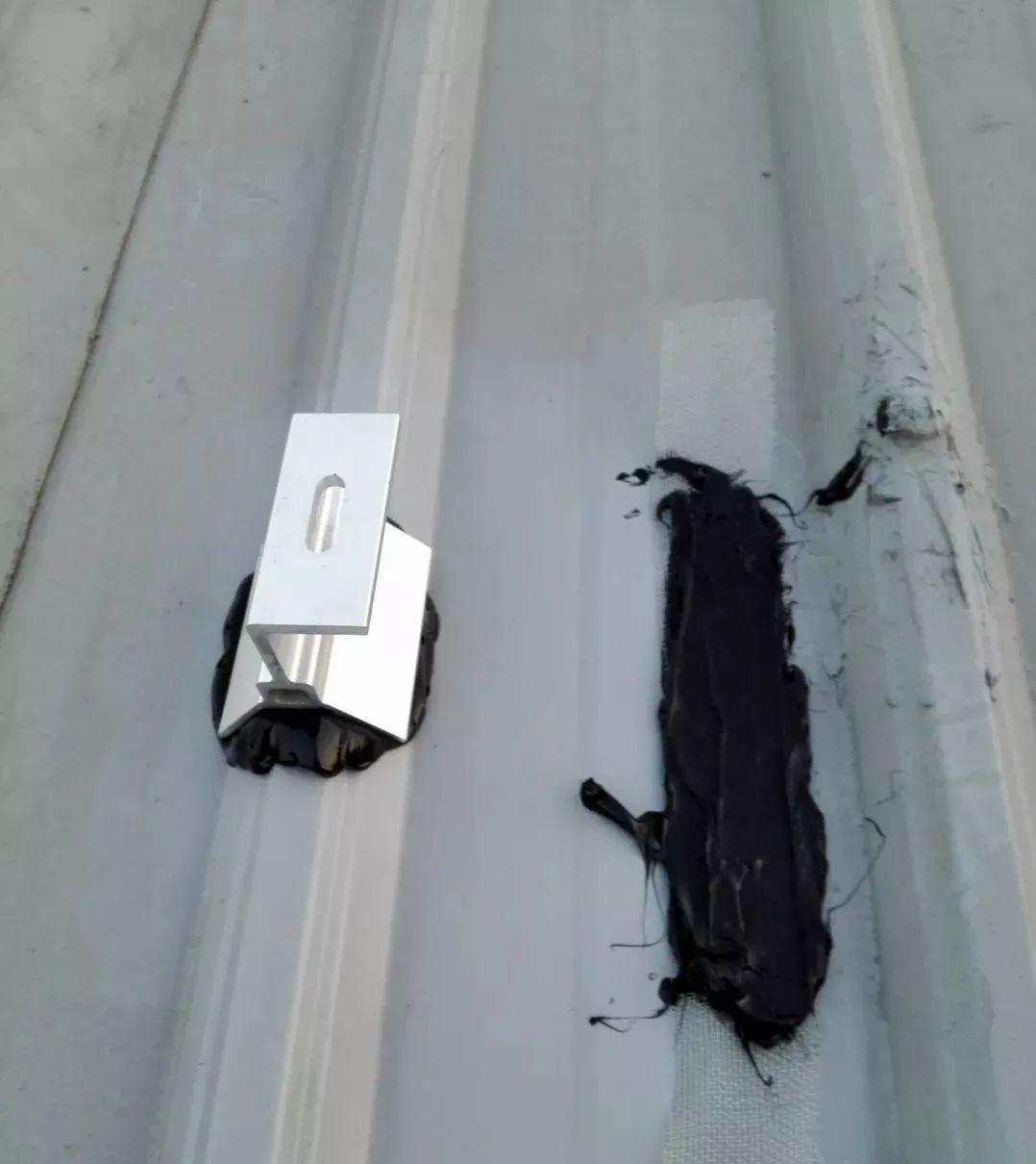 干货 | 不再担心T型彩钢瓦打孔漏水问题了(粘接方案篇)