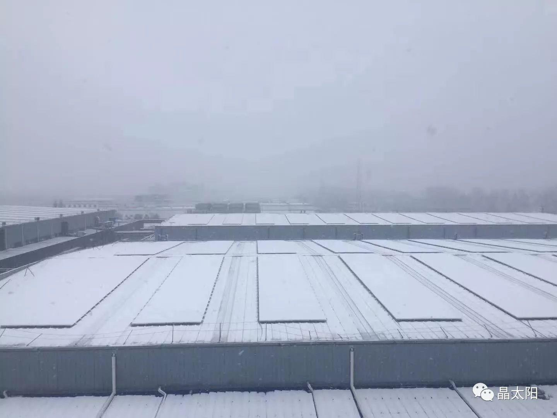 下雪的冬天,如何让光伏电站持续创收!