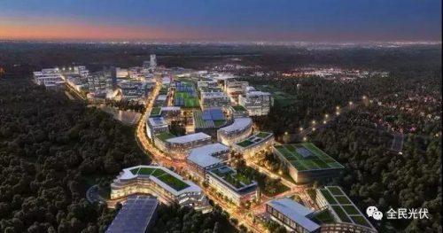 """这座集太阳能和智能电网于一身的永续城市""""从零打造"""",是都市人的环保住屋新选择"""