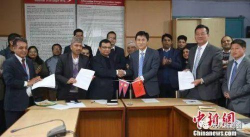 光伏的另一个身份——外交神器!将使尼泊尔三万学校和家庭受益!