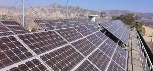 中国最老的光伏电站   32年,还正常发电!