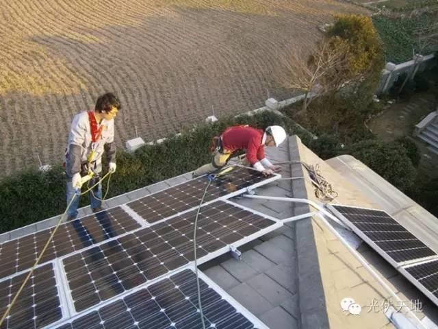 【光伏观点】农村为什么把光伏电站作为理财产品?