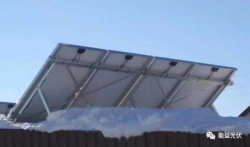冬天天气恶劣,光伏电站应注意哪些事情?