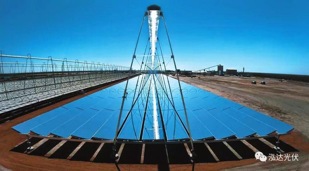 太阳能热水、光伏发电与光热发电