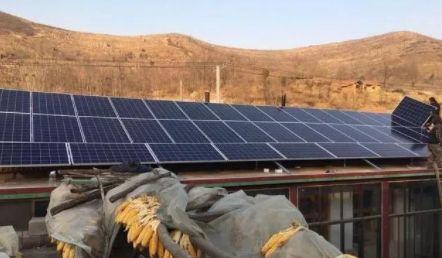 现在农村光伏发电靠谱吗?我来给你分析,其实收益还是很可观的!