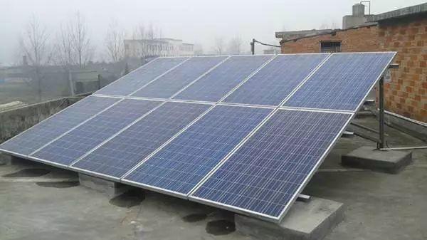 【光伏发展】我国光伏发电量达1069亿千瓦时 减排二氧化碳9300万吨