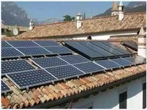 哇!去年他家安装了光伏发电居然净赚30万!