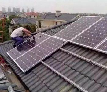 还在犹豫? 一文解决你对屋顶分布式光伏的疑虑…