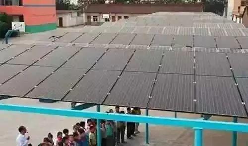【推广光伏】学校建光伏电站有哪些优势?