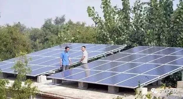 国家为什么要大力发展农村户用光伏发电?