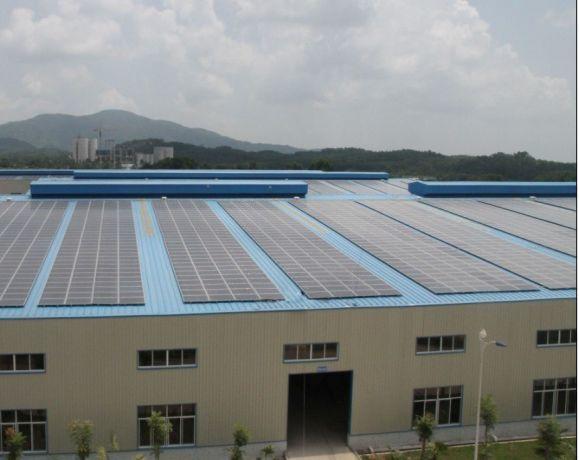 马云的光伏电站并网后,王健林也装光伏电站了