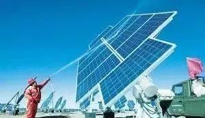 【光伏运维】怎样清洁光伏电站的组件?