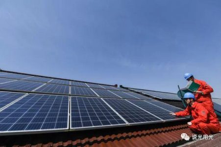 案例分享:光伏发电暖人心,就业帮扶顺民意