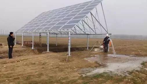 光伏除了电站 适合农村其他应用需要也不少!