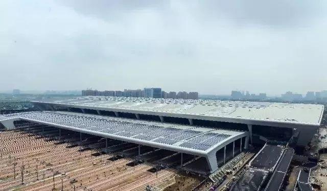 利好 | 光伏机场、光伏火车站、光伏主题馆、光伏小屋、光伏垃圾箱 助力G20零排放