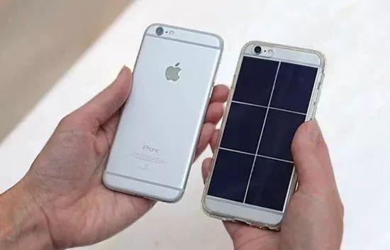 全球首款太阳能手机电池,中国制造再次震惊世界!