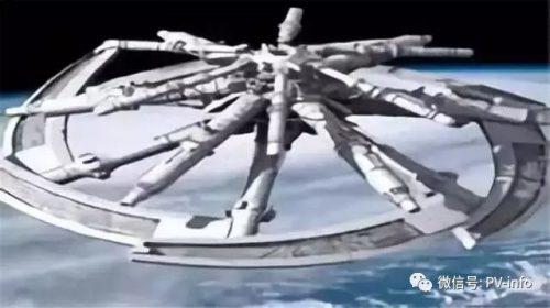 中国将率先在太空建立太阳能发电站