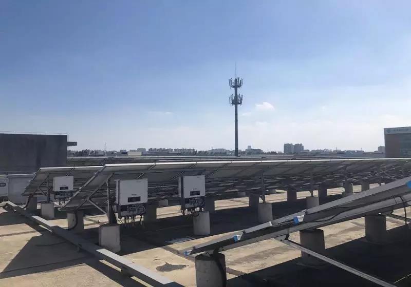 """夏季光伏电站也需""""避暑"""",掌握小窍门可以提高发电量"""