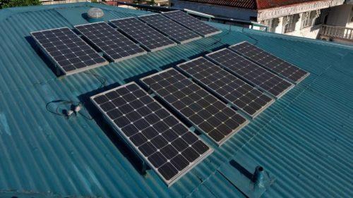 斯里兰卡分布式屋顶光伏项目获5000万美元融资 前景可期!