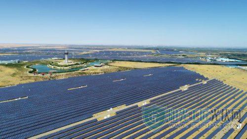 内蒙古卓资县投资1.53亿元的光伏扶贫电站项目进展情况