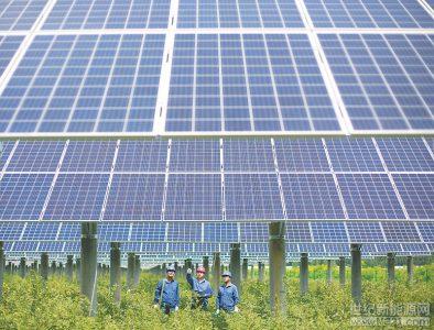 新疆2018年8月光伏弃电率大幅下降