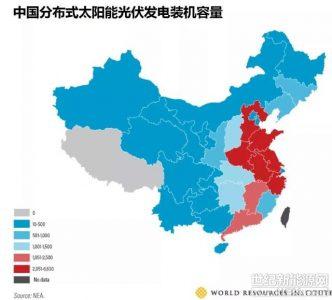 中国分布式太阳能光伏发电的增长与挑战