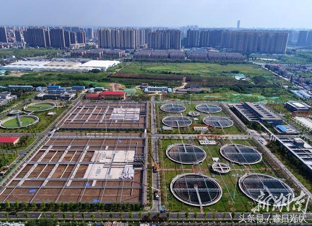 """长沙首个污水处理厂光伏发电项目完工,""""厂房+光伏""""大势所趋!"""