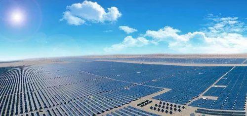 天合光能助力盐城打造绿色智慧能源产业园区