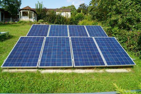 山西烟台集中发展光伏发电产业 推进精准扶贫