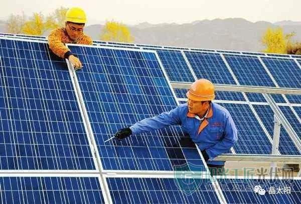 永福税务扶持光伏发电项目助力脱贫攻坚