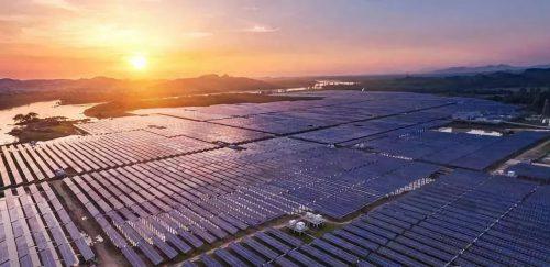 安徽省在工业园区推动光伏建设一体化